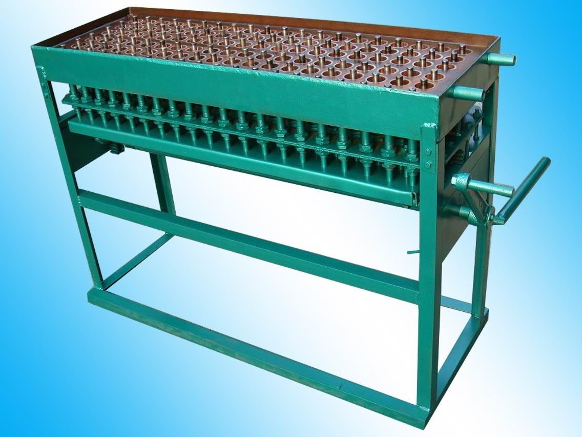 Wax ring wax roll making machine for textile