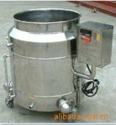 mobile wax melter with caster wheel