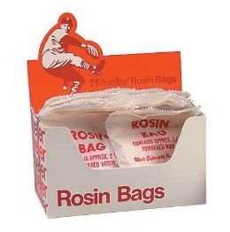 Rosin Bags - Pitchers, Display of 12 - 2 oz powdered rosin (