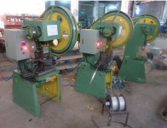 staple pin making machine for carton box production