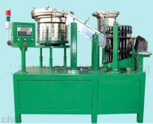Round Head Machine Screw making machine