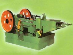 Timber Screws making machine