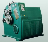 round spacer making machine