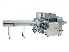 Automatic pillar candle packing machine Model: DLC450