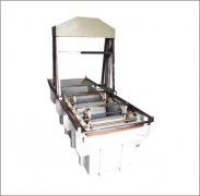 Nickel plating machine for metal needles,metal buttons etc