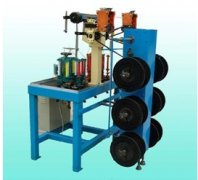 candle wick making machine