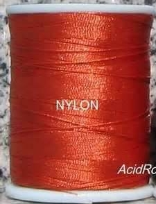 Nylon Rod Wrapping Thread