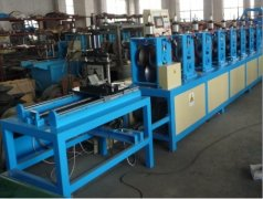 paper angle bead making machine